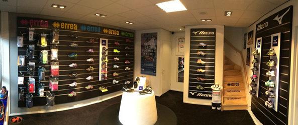Kom uw schoenen passen in onze showroom!