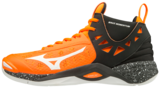 Mizuno Momentum | MID | orange black_