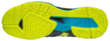 WAVE TORNADO X2 MID | Ombre Blue/Safety Yellow/Black_