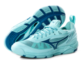Mizuno wave Luminous | Dames | lichtblauw_