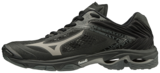 Mizuno wave Lightning Z5 | Black/Dark shadow_