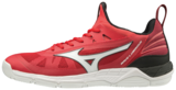 Mizuno wave Luminous | Red/White/Black_
