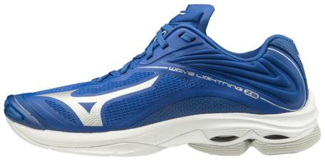 Mizuno wave Lightning z6 | Dames | White/Blue