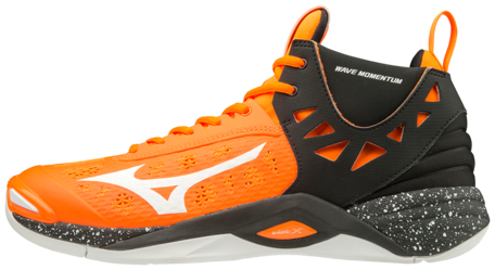 Mizuno Momentum | MID | orange black