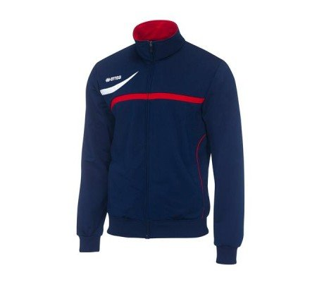 Errea Canyon trainingsjas + broek | navy-rood