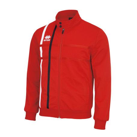Errea Martin trainingsjack rood