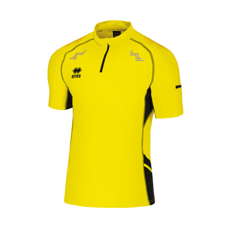 Errea Eldorado running shirt | geel