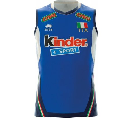 Nationaalteam heren shirt Italië