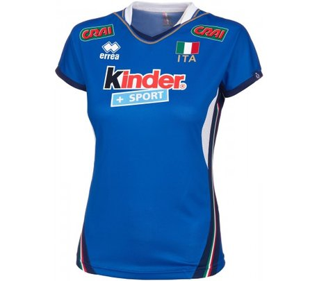 Nationaalteam dames shirt Italië