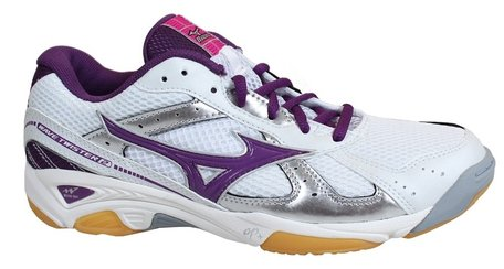 Mizuno wave  twister 2 dames/meisjes