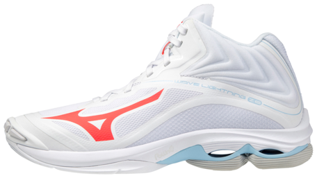 Mizuno wave Lightning z6 MID | Dames