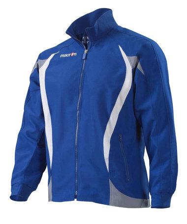 Macron trainingsjacket  Prince blauw sale maat XXL