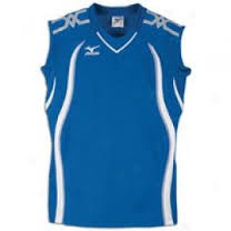 Mizuno dames/meisjes trainingshirt Navy