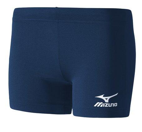 Mizuno Volleyball short navy| Dames