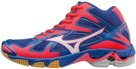 Wave Bolt 5 | Dames | Blauw/Roze | MID