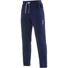 Errea Wallaby training / joggingbroek navy SALE