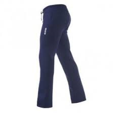 Errea dames training / joggingbroek navy SALE