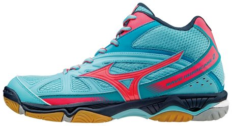 Mizuno Wave Hurricane 2 Mid  | Dames