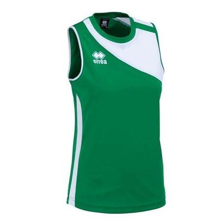 Errea Amazon shirt (dames) groen / wit maat S
