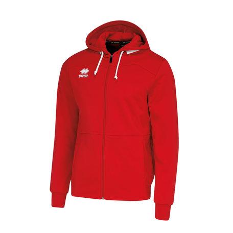 Gavin sportsweater rood