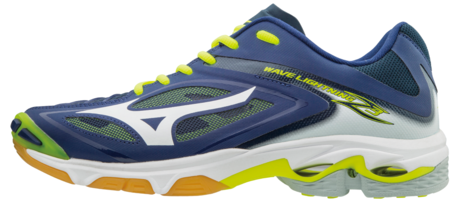 Mizuno Wave Lightning Z3 | Navy-Yellow