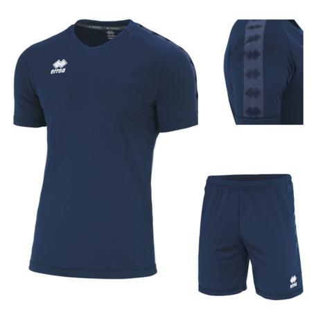 Errea Side wedstrijdtshirt + Side broekje