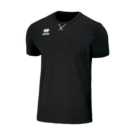Symmachia vereniging T-shirt zwart met clublogo