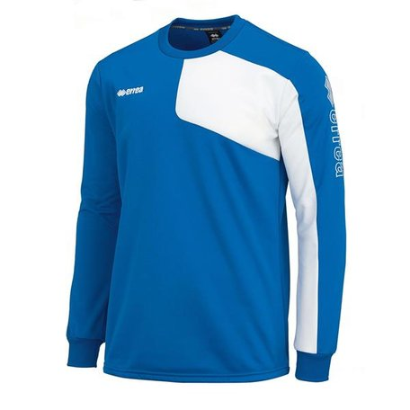 Mavery warming-up  sweater blauw kindermaten