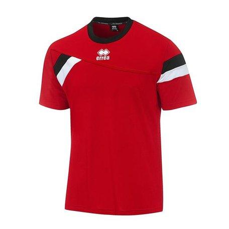 Errea Falkland shirt rood outlet maat S