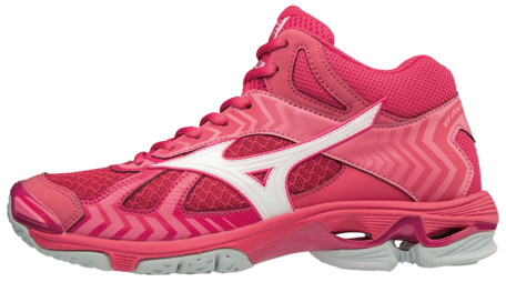 WAVE Bolt 7 MID | Dames | Roze