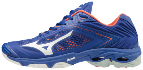 Mizuno wave Lightning Z5 | Blue / Orange | aktiemodel