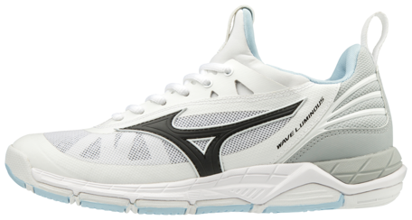 Mizuno wave Luminous | Dames | wit
