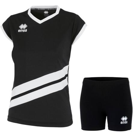 Errea Jens Wedstrijdshirt + katoen volley short | Dames