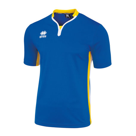 Errea Eiger shirt | Blue/yellow/white