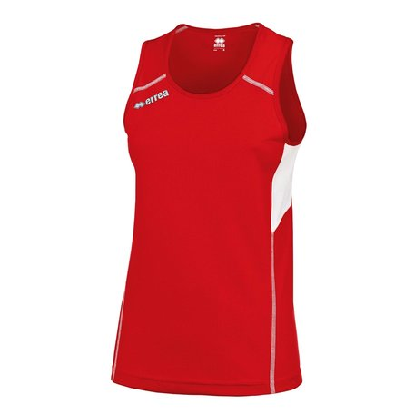 Errea Sammy dames beachshirt | Red/White