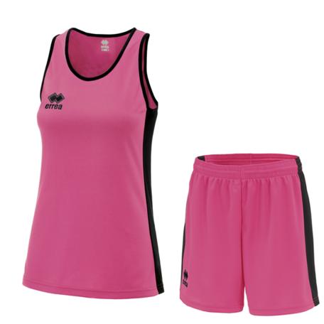 Rachele wedstrijdshirt + Rachele short (dames)