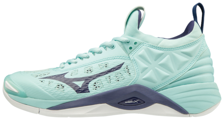 Mizuno Momentum | Dames | Blue Light