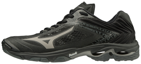 Mizuno wave Lightning Z5 | Black/Dark shadow