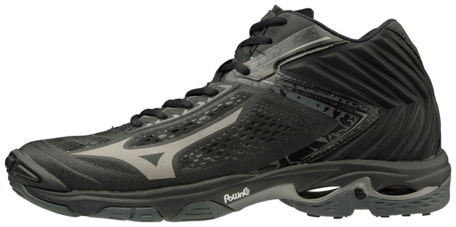 Mizuno Wave Lightning Z5 | MID | Dark Black