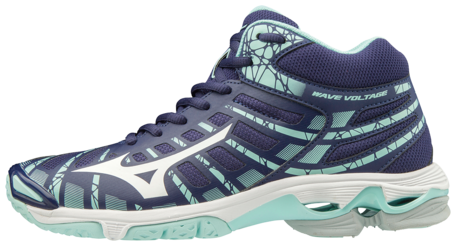 Mizuno wave Voltage MID | Dames