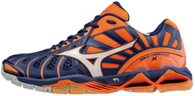 Mizuno Wave Tornado X | Orange
