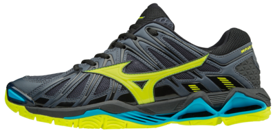 WAVE TORNADO X2 | Ombre Blue/Safety Yellow/Black