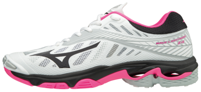 WAVE Lightning Z4 | Dames | White/Black/Pink Glo