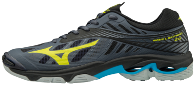 Mizuno wave Lightning Z4  | OMBRE BLUE/SAFETY YELLOW/BLACK