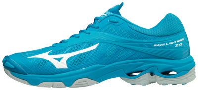 Mizuno Wave Lightning Z4 | Blue Jewel/White/Hawaiian