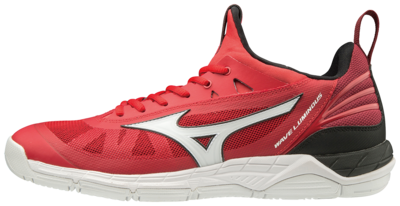 Mizuno wave Luminous | Red/White/Black