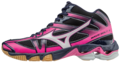 Mizuno Wave Bolt 6 MID | Dames