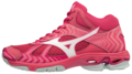 WAVE-Bolt-7-MID-|-Dames-|-Azalea-White-Camellia-Rose