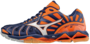 Mizuno Wave Tornado X | Orange_8